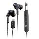 HP-NHL21 iPhone専用 ライトニング直結デジタルイヤホン 4ボタン高機能版