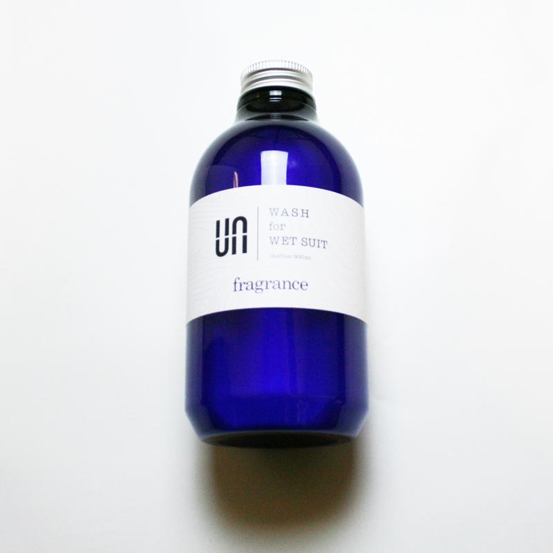 UN アン Wash for Wetsuit (ウエットスーツ用フレグランス・シャンプー)
