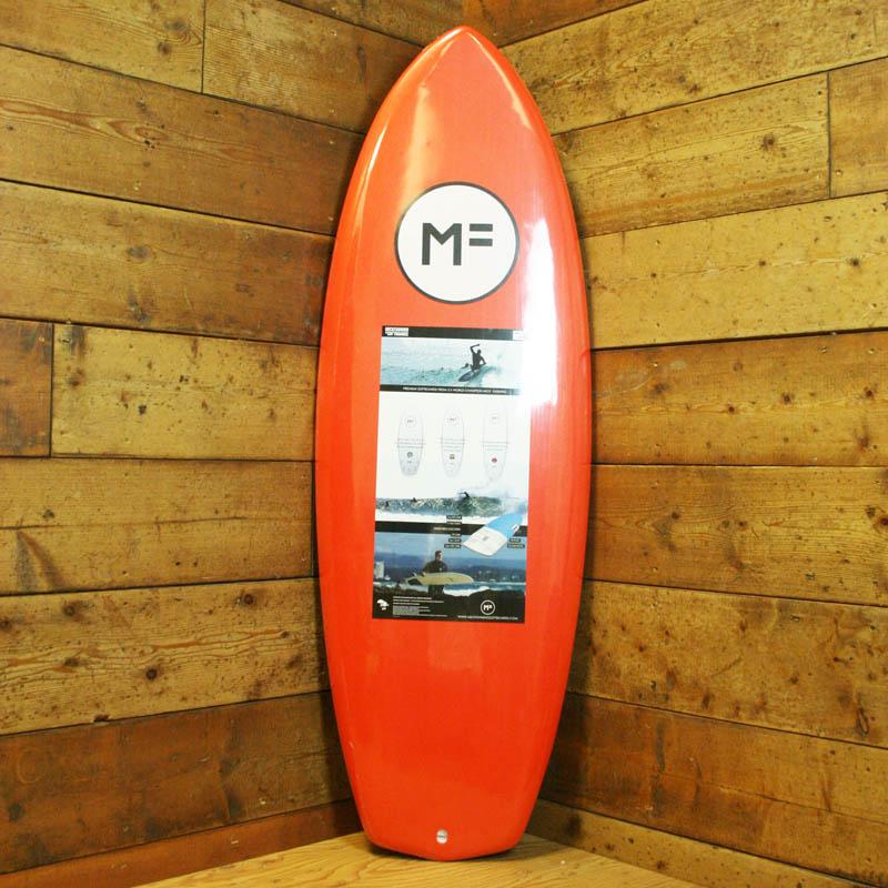 """ミックファニング・ソフトボード LITTLE MARLEY 5'6"""" RED"""