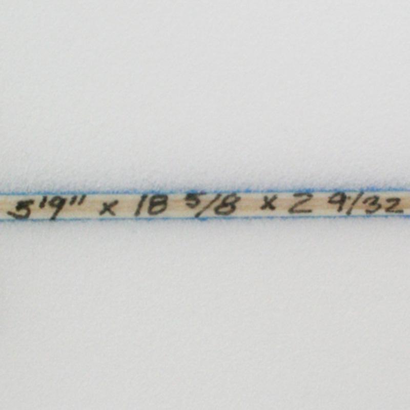 """5'9""""[ARROW/アロー]パフォーマンスモデル・ジャスティスサーフボード・中古サーフボード"""