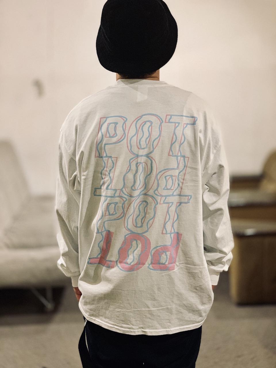 POT UNEUNE L/S T-shirts