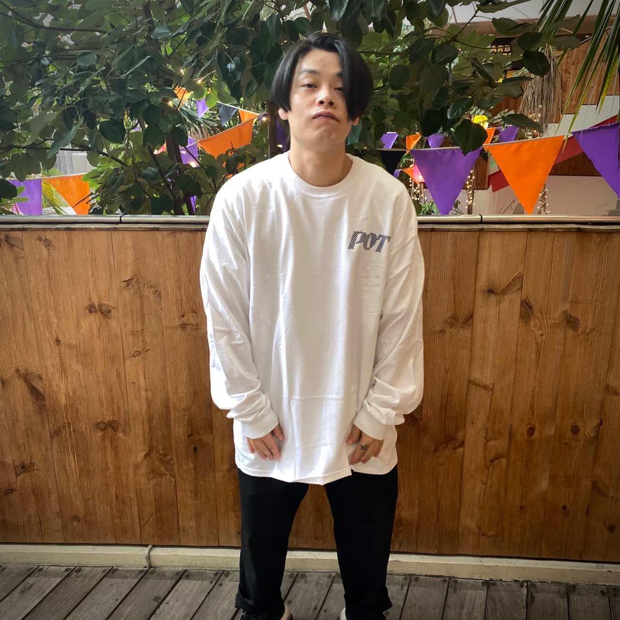 POT CREW L/S T-shirt