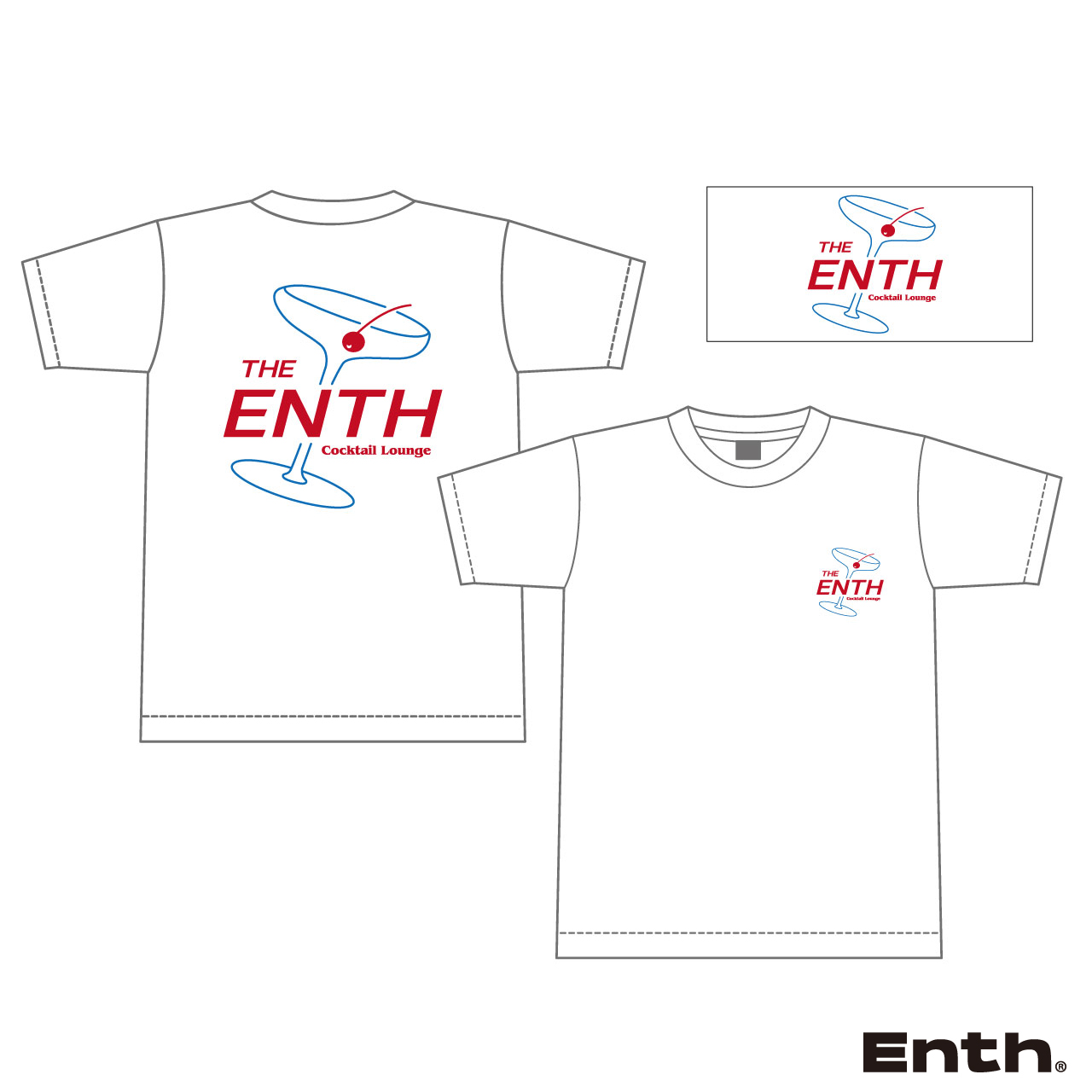 ENTH Cocktail Tee