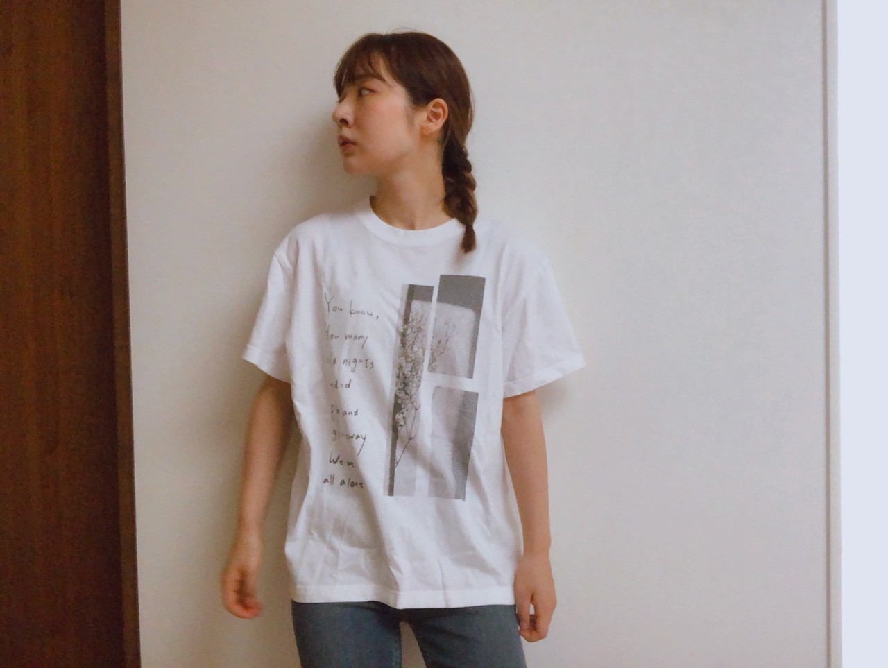 """WALTZMORE """"Ours"""" Tee"""