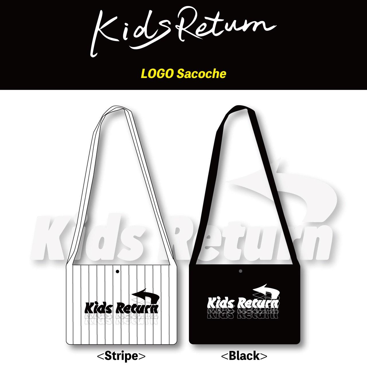 Kids Return LOGO Sacoche