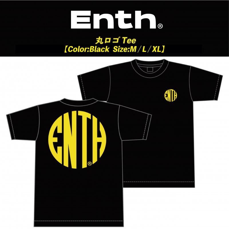 ENTH 丸ロゴTee