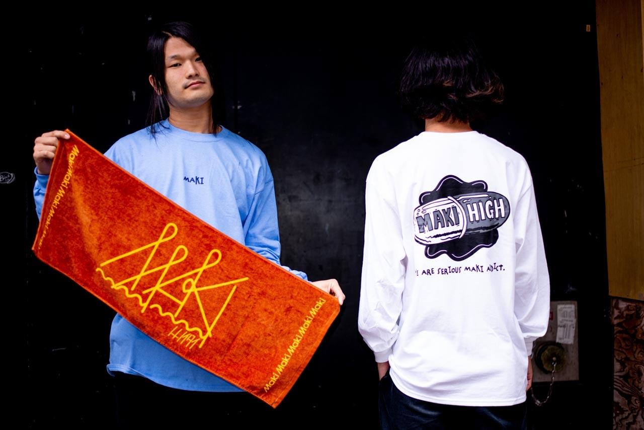 Maki ADDICT L/S Tee