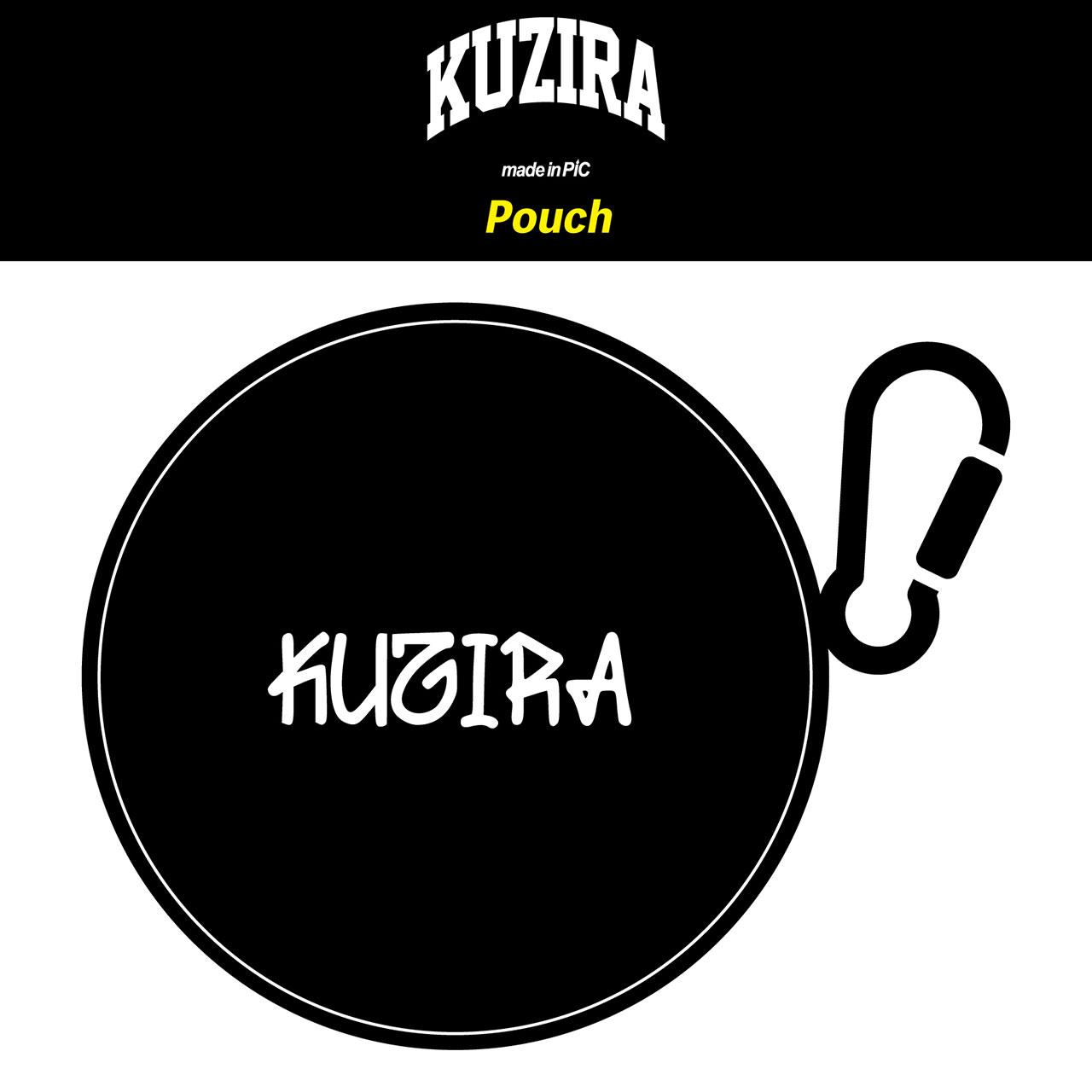 KUZIRA Pouch
