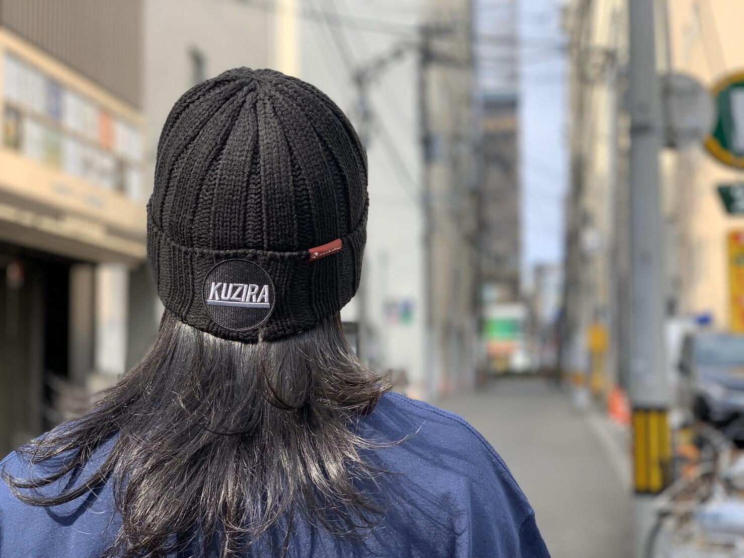 KUZIRA ニット帽