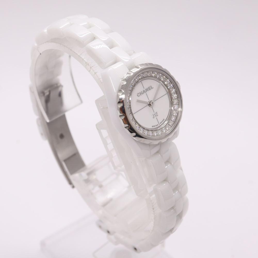 【CHANEL】シャネル J12・XS H5237 レディース 腕時計