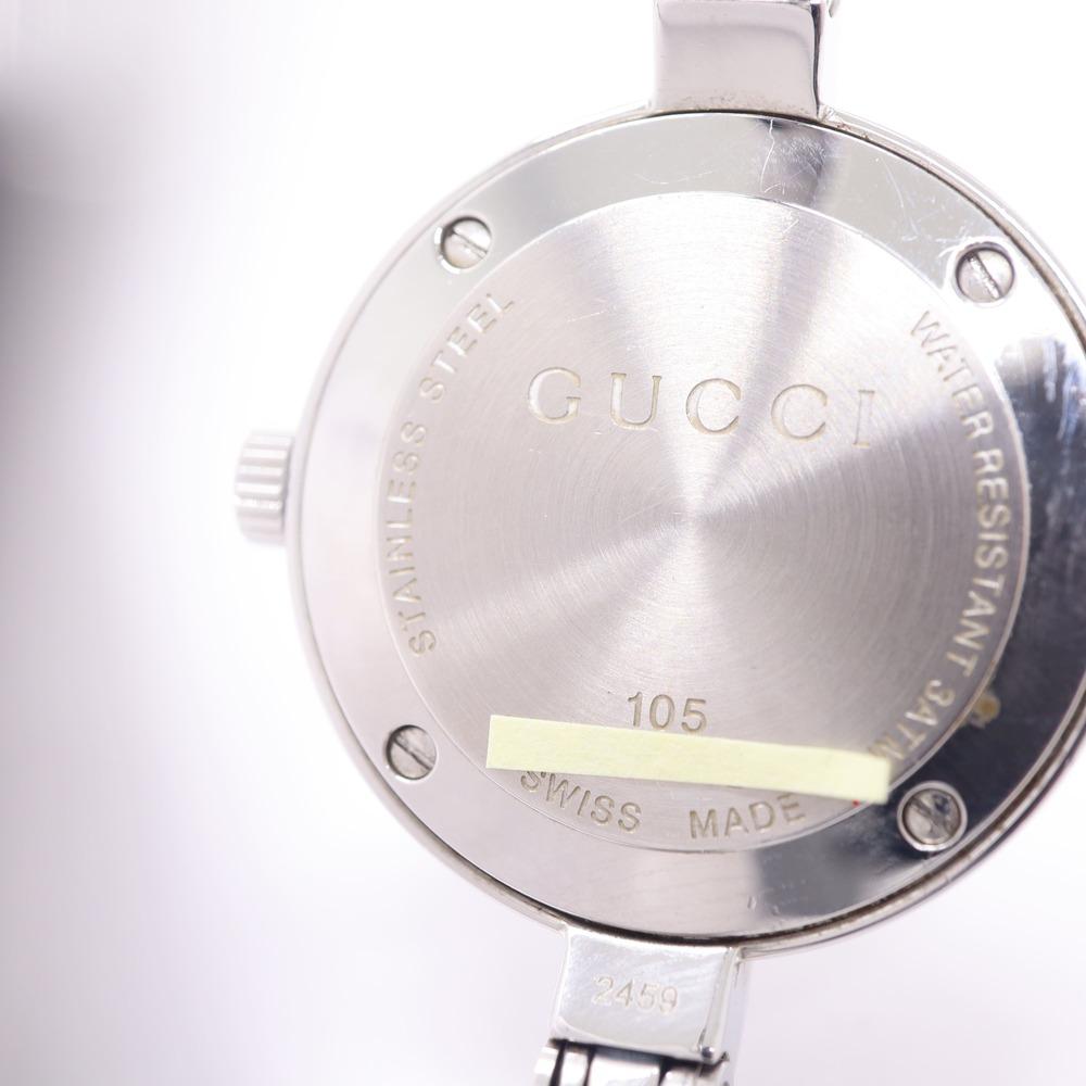 【GUCCI】グッチ 105 腕時計 レディース 中古 クオーツ