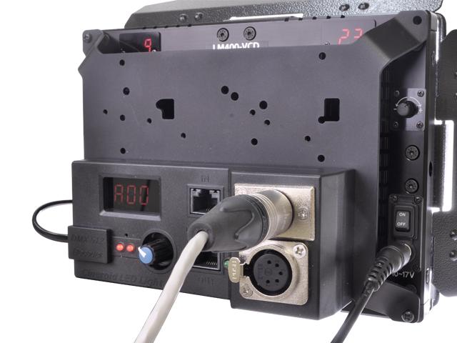 DMX400 DMX512 decoder for LM400