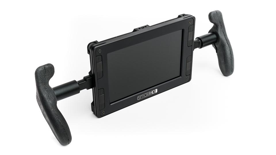 Monitor Handles + Neck Strap