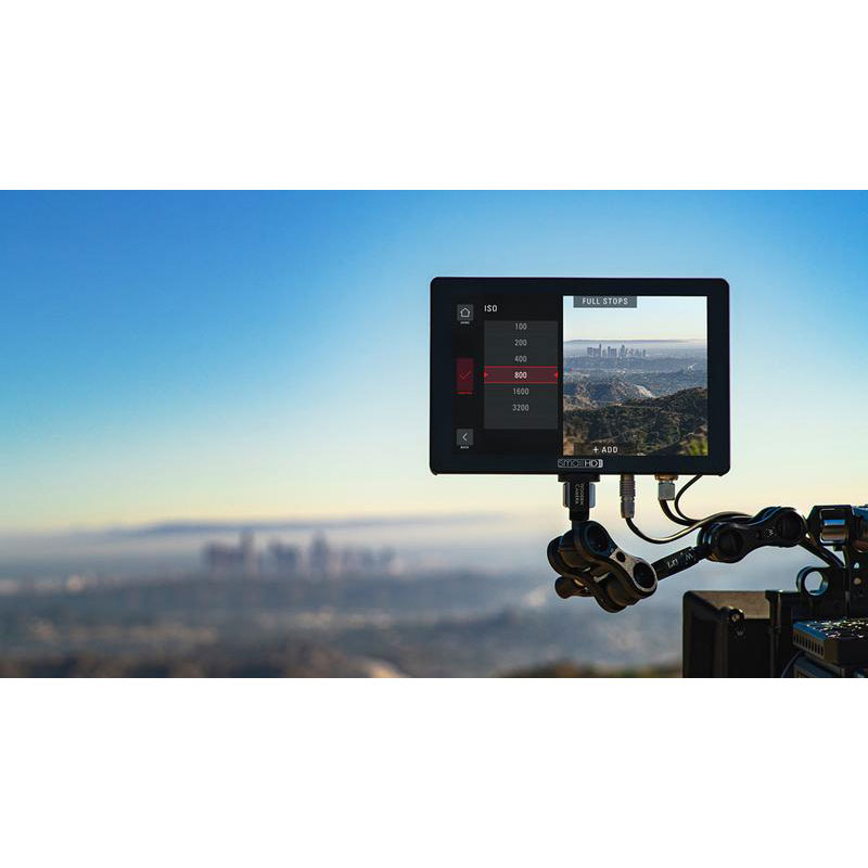Camera Control Kit for RED DSMC2 (Smart 7 Monitor Series)