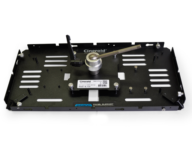 BL-FLR Ball head for Panel support with Rod