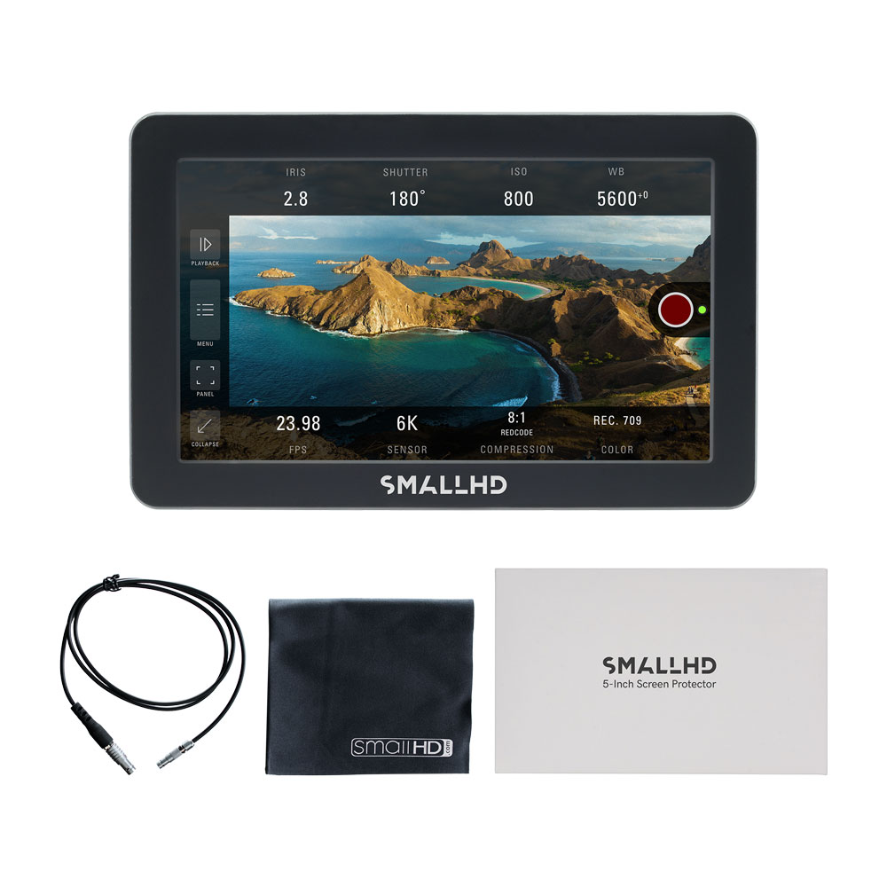 Focus Pro Monitor Kit for RED® DSMC2