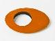 ECO Orenge color soft eyecup cover