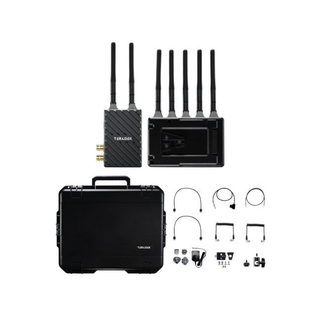 Bolt 4K LT Kits 750 TX/RX Deluxe V-Mount