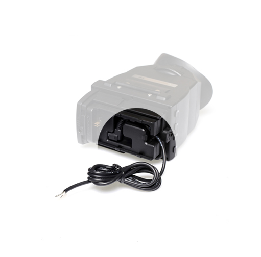 FCB044 DC plug only cable (without D-tap)