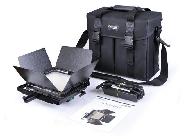 LM800-VCBB LM800 LED Light basic set with carrying bag