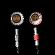Ignite Digi Power Cable: 2 Pin Lemo to LBUS for Cforce