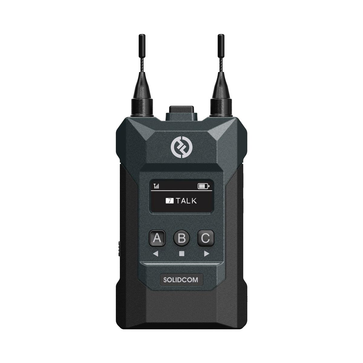 Solidcom M1 (1Station +8 Beltpacks )