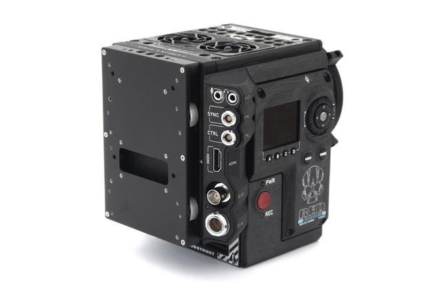 Wooden Camera - Quick Back (RED DSMC2)  SKU:214000