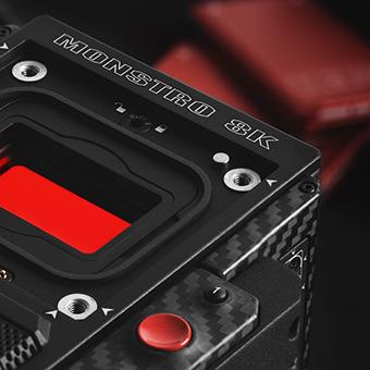 レンタル RED DSMC2 MONSTRO 8K VV PLマウント付属