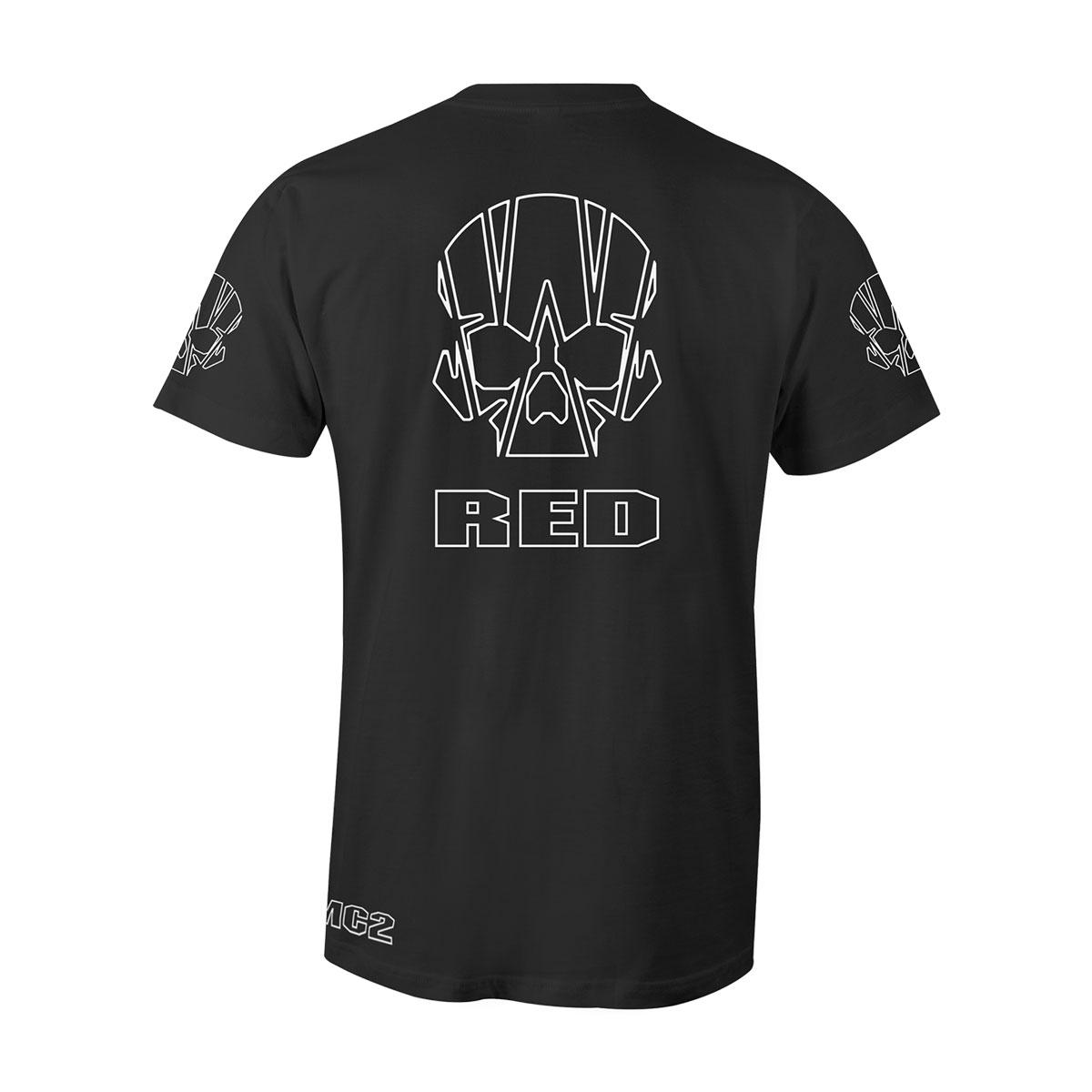 RED DSMC2 T-SHIRT