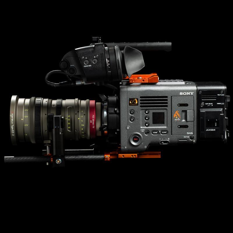 Camera Top Plate: Sony Venice, Sony FS7, Sony FS5
