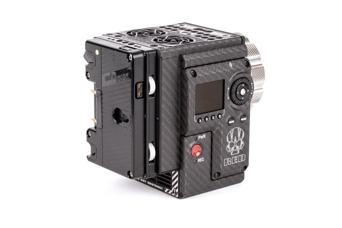 Wooden Camera - Cable-less Gold Mount (RED DSMC2)  SKU:220800