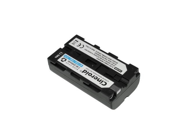 GBT012 NP-F550 type Li-Mn 2200mA