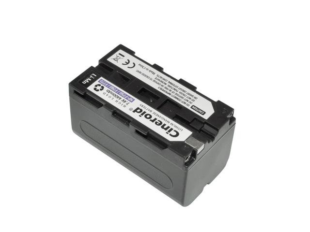GBT013 NP-F750 type Li-Mn 4400mA