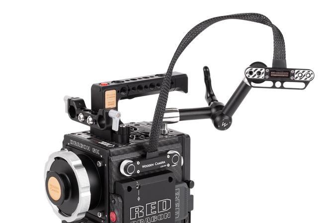 "Wooden Camera - RED Male Pogo to Female Pogo LCD/EVF Cable (12"", RED DSMC2)  SKU:221100"