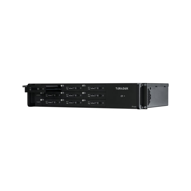 Prism 802 Base Rack System 2U