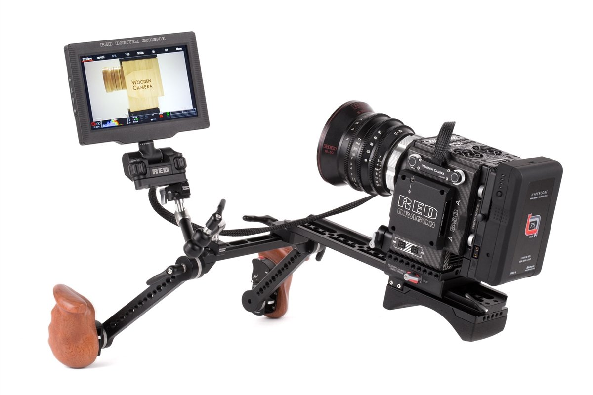 """Wooden Camera - RED Male Pogo to Female Pogo LCD/EVF Cable (24"""", RED DSMC2)  SKU:221200"""