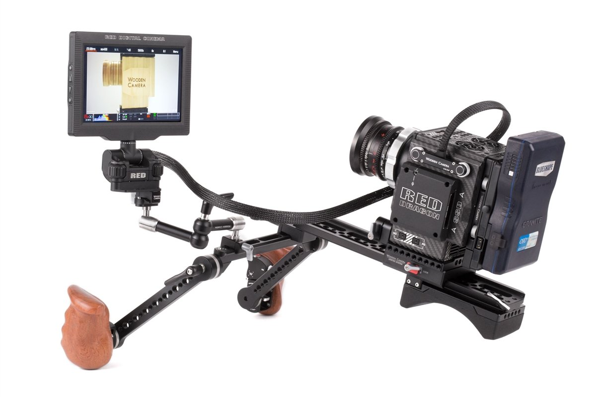 """Wooden Camera - RED Male Pogo to Female Pogo LCD/EVF Cable (36"""", RED DSMC2) SKU:221300"""