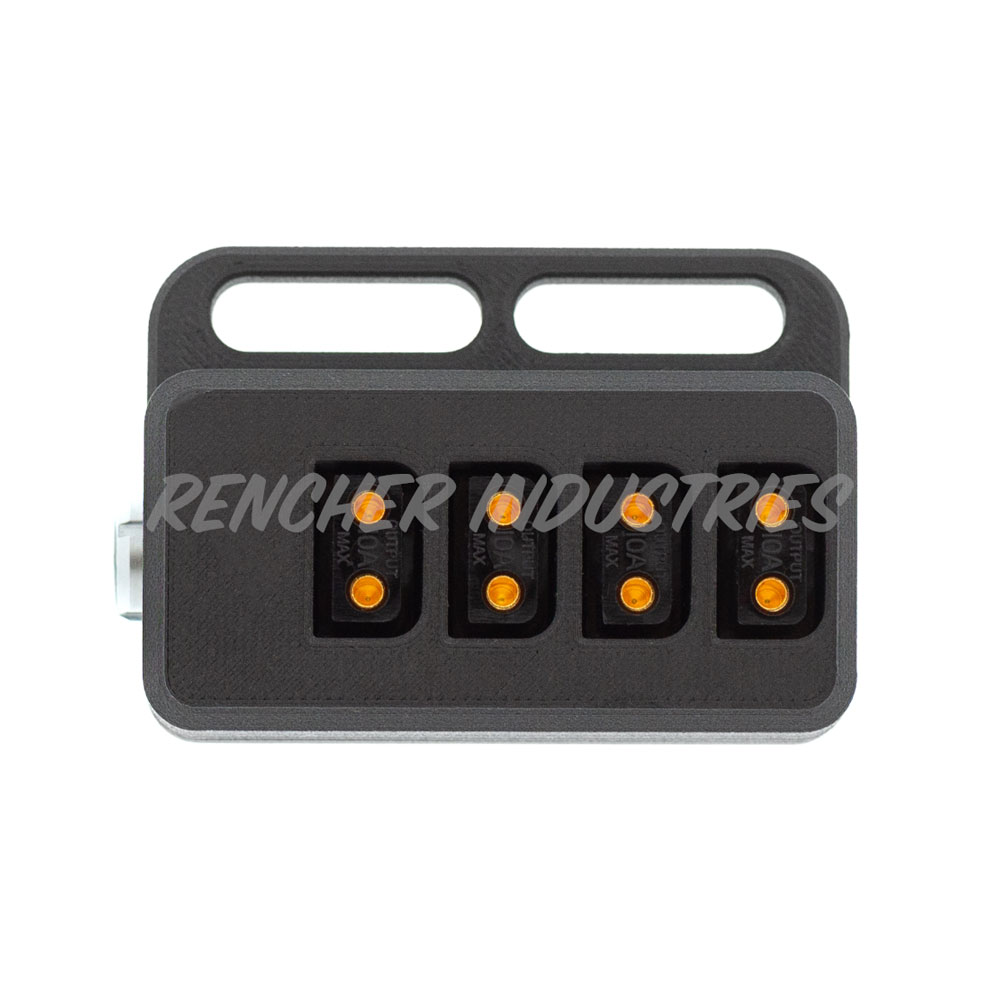 MultiTap 4x Unregulated P-Tap Outputs