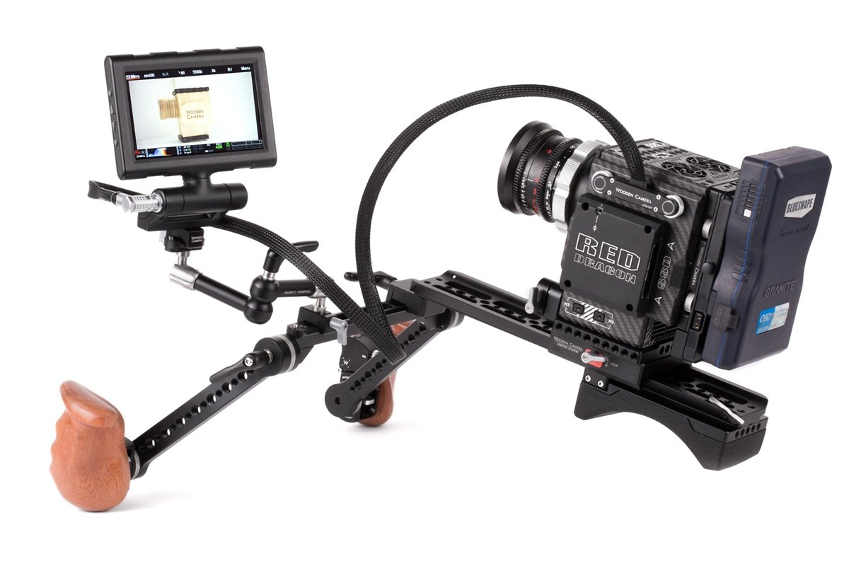 """Wooden Camera - RED Male Pogo to Male LEMO Compatible LCD/EVF Cable (36"""", RED DSMC2) SKU:221900"""