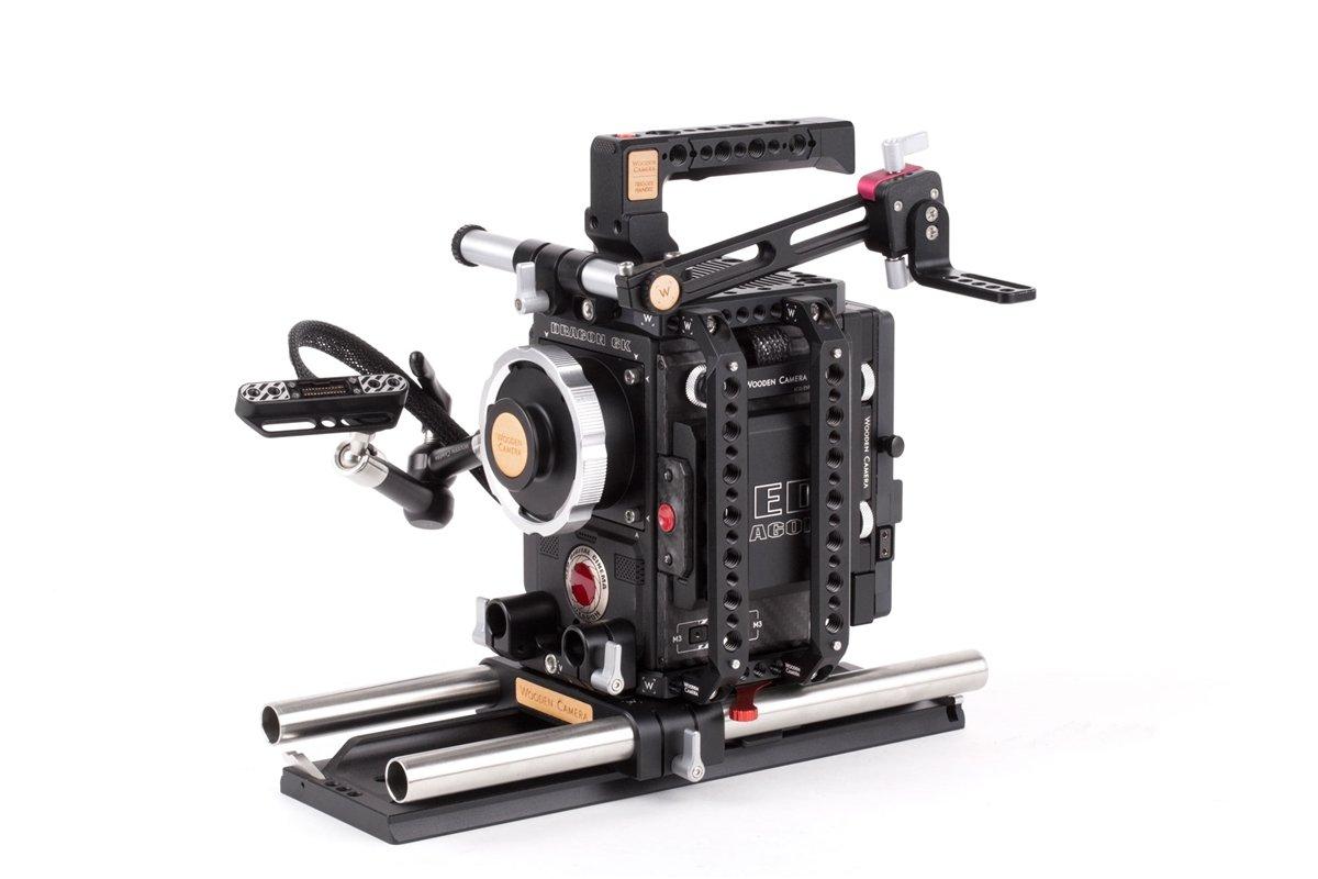 Wooden Camera - Safety NATO Arm (RED DSMC2) SKU:227700
