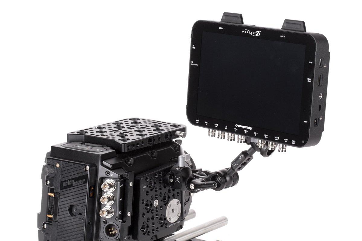 """Wooden Camera - NATO Lock Ultra Arm (3"""") SKU:250500"""