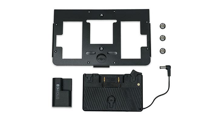 Gold Mount Battery Bracket Kit for 700 series