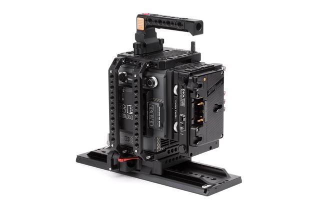 Wooden Camera - D-Box (RED DSMC2, Gold Mount) SKU:234000