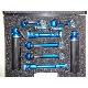 Blue Modular Handle (ブルーモジュラーハンドル) - ART 0007 Little Kit BMH System