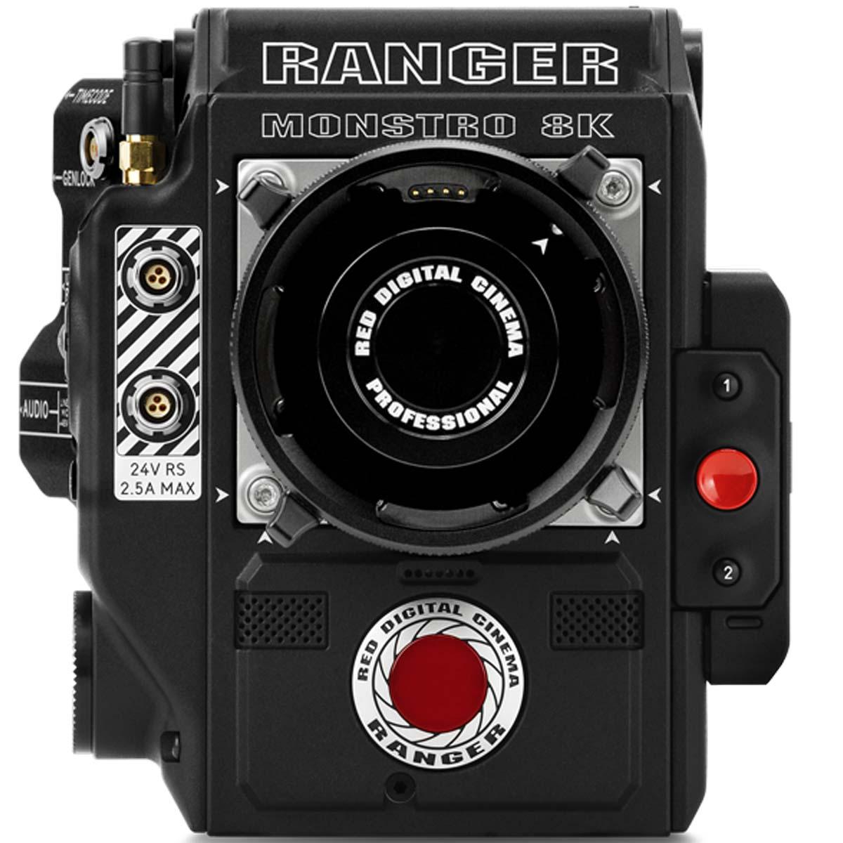 RED RANGER MONSTRO 8K VV