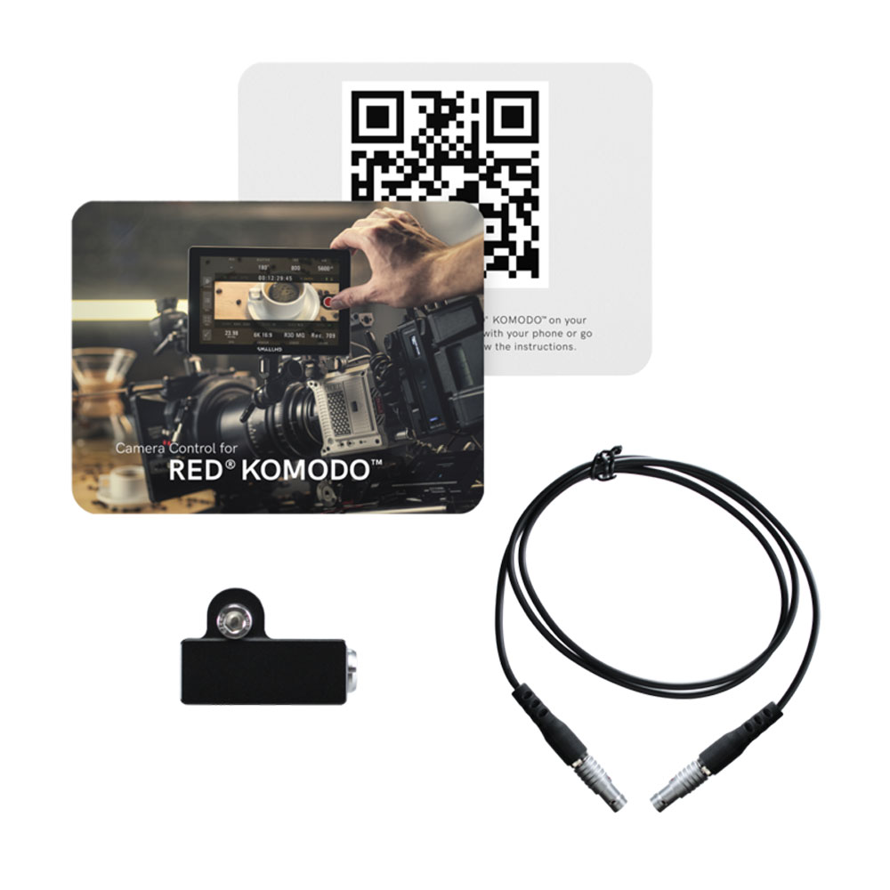 Camera Control Kit for RED® KOMODO™ (Cine 7, 702 Touch)