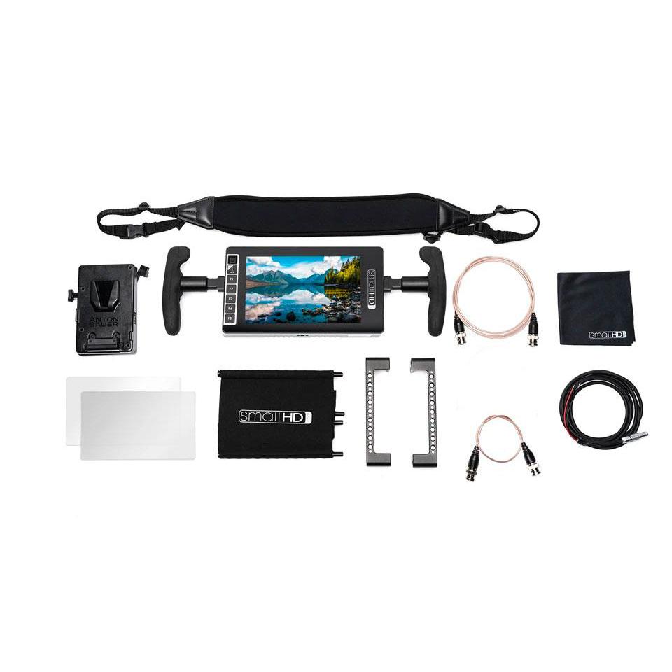 703 UltraBright V-Mount Directors Kit