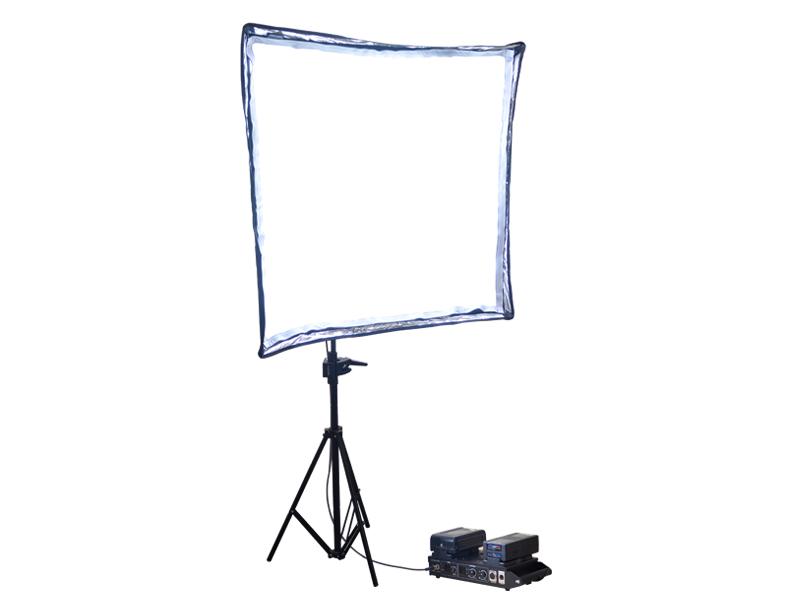 FL1600VK FL800 2x2 Lights kit (With V mount)