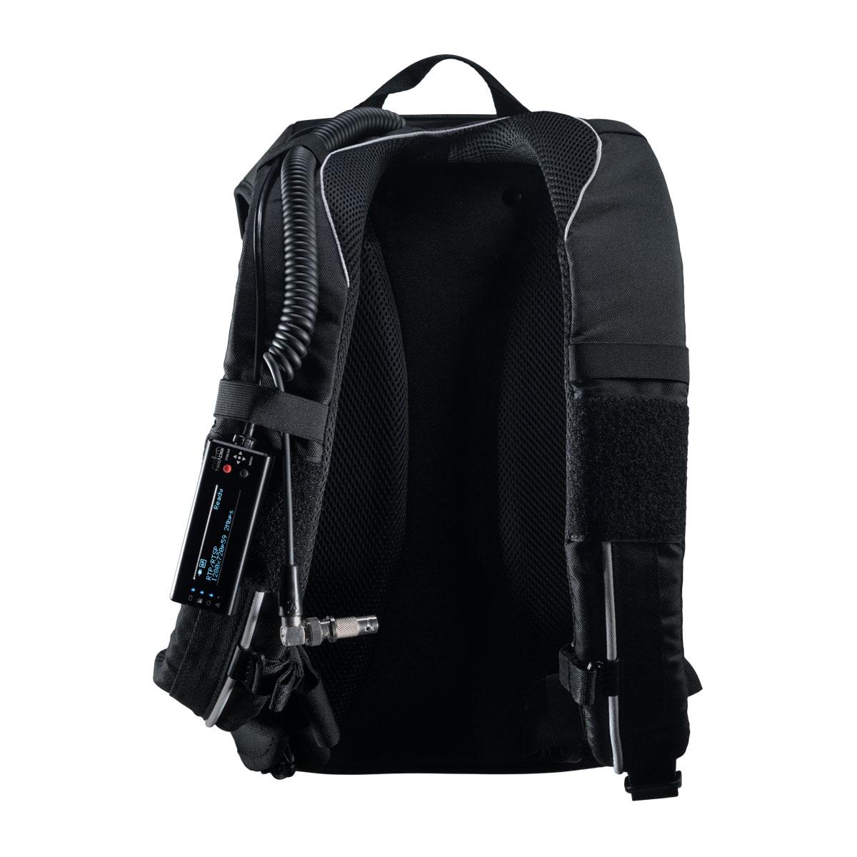 Bond 759 - Bond HEVC/AVC Backpack + MPEG-TS - No Nodes / 4-pin to 4-pin / V-Mount