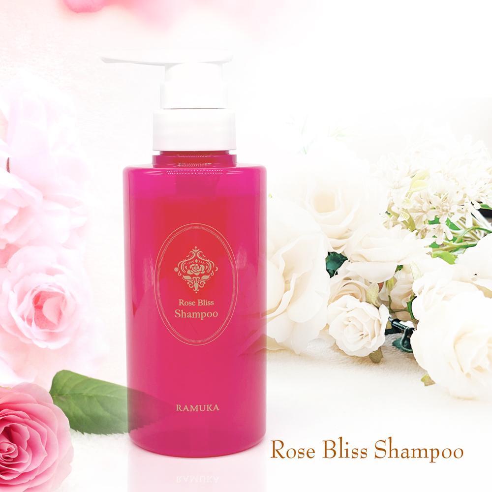 RAMUKA Rose Bliss シャンプー